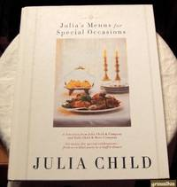 Julia's Menus for Special Occasions
