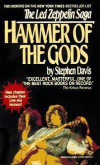 image of Hammer of the Gods : The Led Zepplin Saga