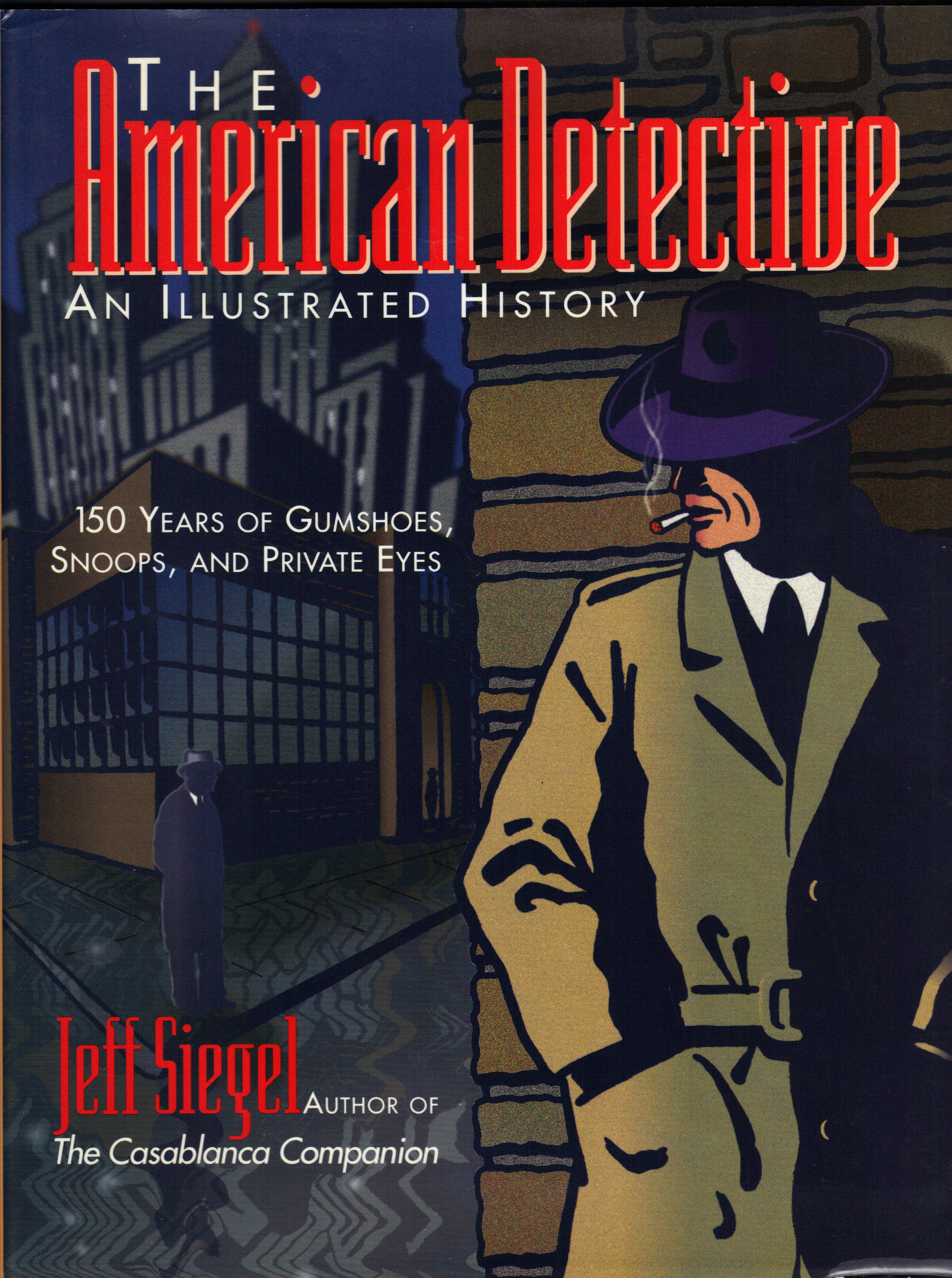 story detective essay
