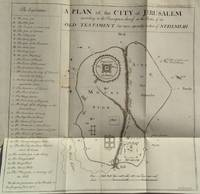 'A Plan of the City of Jerusalem according to the Description thereof in the Books of the Old...