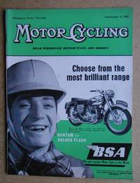 Motor Cycling. September 6, 1956.