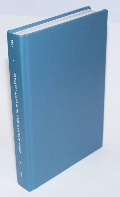 Ann Arbor, MI: University Microfilms International, 2000. vi, 459 p., very good hardcover in plain b...
