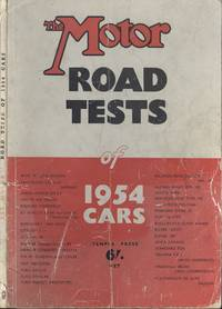 The Motor: Road Tests of 1954 Cars