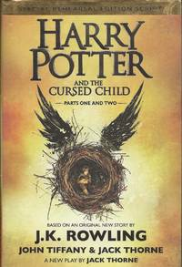 image of Harry Potter and the Cursed Child, Parts One and Two