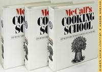 McCall's Cooking School COMPLETE Three (3) Volume 3-Ring Binders Cookbook  Set: McCall's Cooking School Cookbook Series