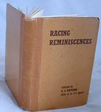 image of Racing Reminiscences By Riders of the Past and Present