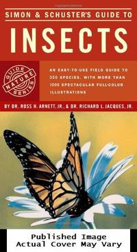 Simon & Schuster's Guide to Insects (Fireside Book)