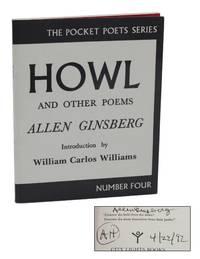 Howl by  Allen Ginsberg - Later Printing - from Burnside Rare Books, ABAA (SKU: 140938598)