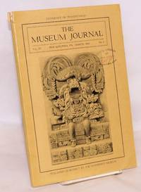 image of The museum journal vol. IX no. 1, March 1918. Published quarterly by the university museum