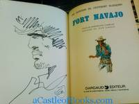 *Jean Giraud 'Moebius' Signed w/Sketch* Fort Navajo. Une Aventure du Lieutenant Blueberry [French]