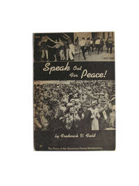 Speak Out for Peace!