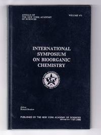 image of International Symposium on Bioorganic Chemistry (Annals of the New York Academy of Sciences; volume 471)