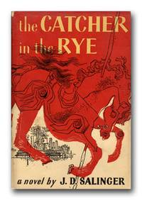 collectible copy of The Catcher in the Rye