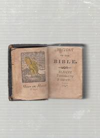 (miniature book) History Of The Bible