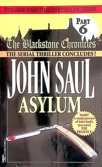 Asylum The Blackstone Chronicles #6