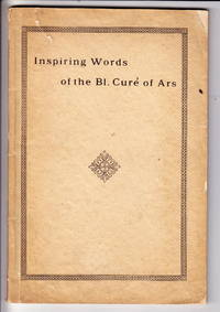 image of The Inspiring Words of Bl. Cure of Ars
