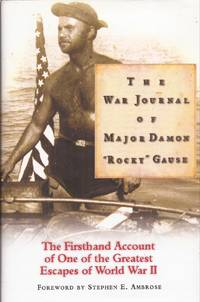 image of The War Journal of Major Damon Rocky Gause