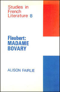 image of Flaubert's 'Madame Bovary' ( Studies in French Literature 8 )