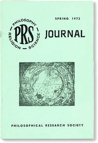 image of PRS Journal, Vol. 31, no. 4, Spring, 1972