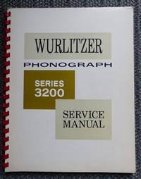 image of WURLITZER PHONOGRAPH SERIES 3200 SERVICE MANUAL.