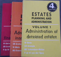Estates Planning and Administration - 3 volumes