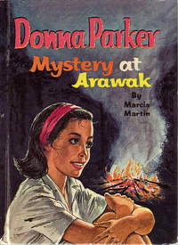 DONNA PARKER: MYSTERY AT ARAWAK.#6.