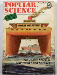 Popular Science Monthly Magazine. Volume 155, No. 5, November 1949
