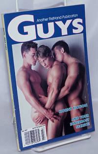 image of Guys magazine vol. 10, #5, July 1997: Horny Fiction