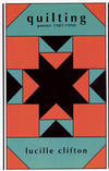 image of Quilting: Poems 1987-1990