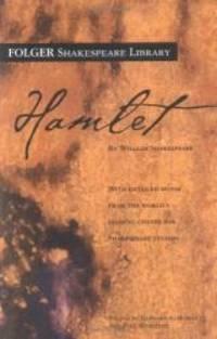 image of Hamlet (Folger Shakespeare Library)