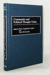 Community and Political Thought Today