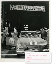 image of Archive of 20 photographs of the Shell 4000 Rally, 1964