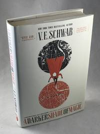 A Darker Shade of Magic by  V. E Schwab - First Edition/11th Printing - 2015 - from Lost Paddle Books, IOBA (SKU: LPB003235VS)