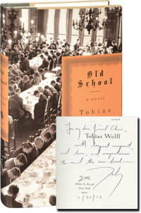 Old School (First Edition, inscribed to fellow author Chris Offutt)