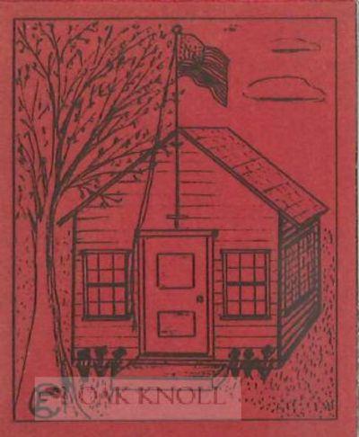 N.P.: REM Miniatures, 1968. pictorial red stiff paper wrappers. Miniature Books. miniature book (6.3...