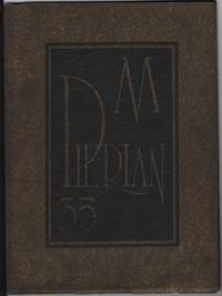 THE Pierian. Morton High School [Annual/Yearbook], Richmond Indiana (1935)