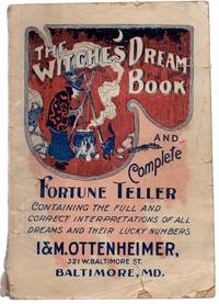 The Witches Dream Book and Complete Fortune Teller
