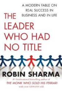 The Leader Who Had No Title (Export Ed.)
