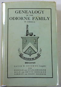 Genealogy of the Odiorne Family in America by  James Creighton. Revised By David Walter Odiorne Odiorne - Hardcover - 1967 - from Resource Books, LLC and Biblio.com