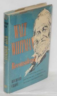 Walt Whitman reconsidered