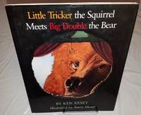 image of LITTLE TRICKER THE SQUIRREL MEETS BIG DOUBLE THE BEAR