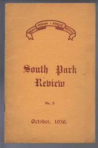 South Park Review No. 5, October 1936 (Lincoln)