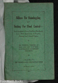 BILLIONS FOR BOONDOGGLING BUT NOTHING FOR FLOOD CONTROL