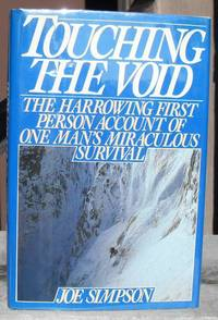 Touching The Void--DOUBLE SIGNED: SIMPSON & YATES