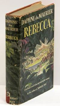 REBECCA by  Daphne Du Maurier - Signed First Edition - 1938 - from Quill & Brush and Biblio.com