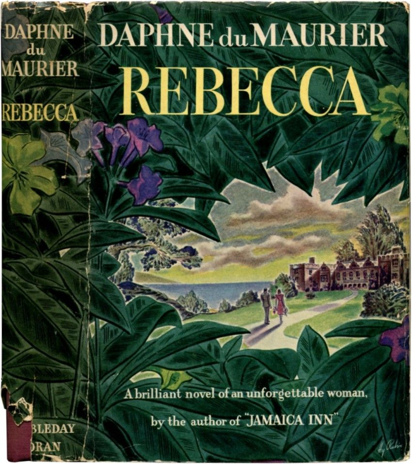 rebecca by daphne du maurier Quotes from rebecca, the most popular novel by novelist daphne du maurier, inspired by her own experience and later the basis for the classic 1940 film.