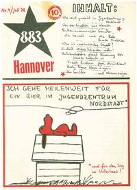 image of 883 Hannover (Hannoversche Achtachtdrei). Nos. 1-5 (all published)