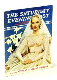 image of The Saturday Evening Post, June 8, 1940, Volume 212, Number 50 - The Black Tom Explosion / Bobby Jones