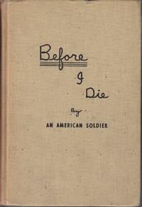 image of Before I Die