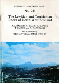 image of Geologists' Association Guide. No. 21. The Lewisian and Torridonian Rocks of North-West Scotland